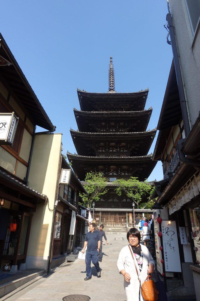 Quartier gion- decouvrir kyoto